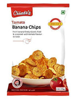 Chheda's Banana Chips (Tomato flavour)