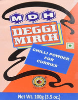 MDH Deggi Mirch (Bright Red Chilli Powder)