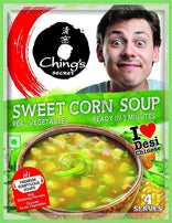 Ching's Secret Instant Sweet Corn Soup | Desi Chinese - MIXE.STORE
