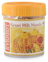 Everest Kesar Milk Masala with saffron, Almond, cashewnut and Pista - MIXE.STORE