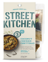 STREET KITCHEN Coconut Chicken Chettinad