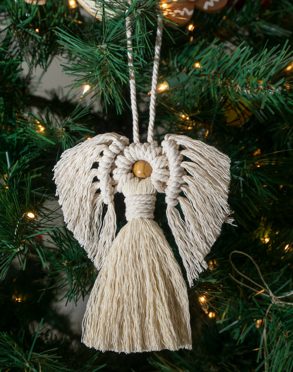 Holiday Angel: Decor Holiday Ornaments