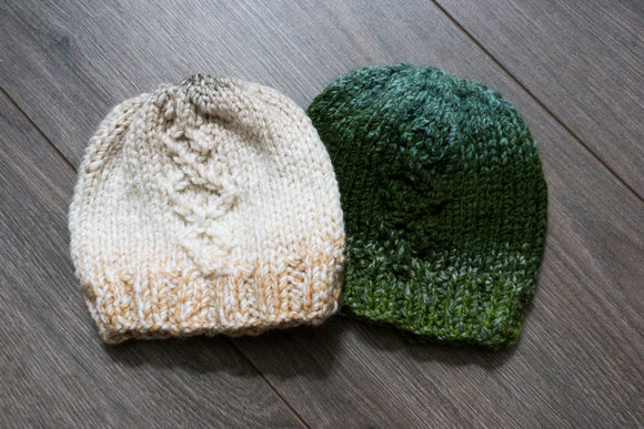 Baby Diamonds | Newborn - Toddler Beanies