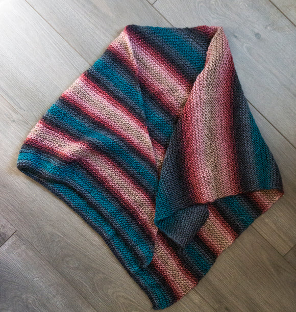 Children's Cozy Shawl