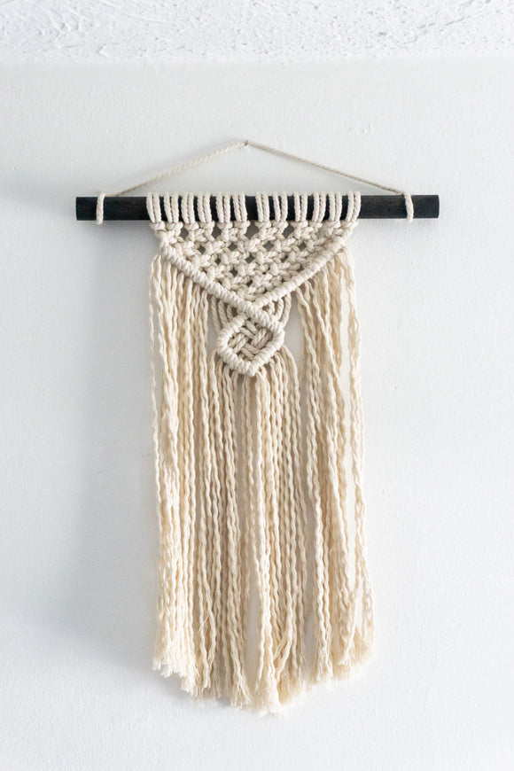 Mini Macrame Decor | Wall Hanging