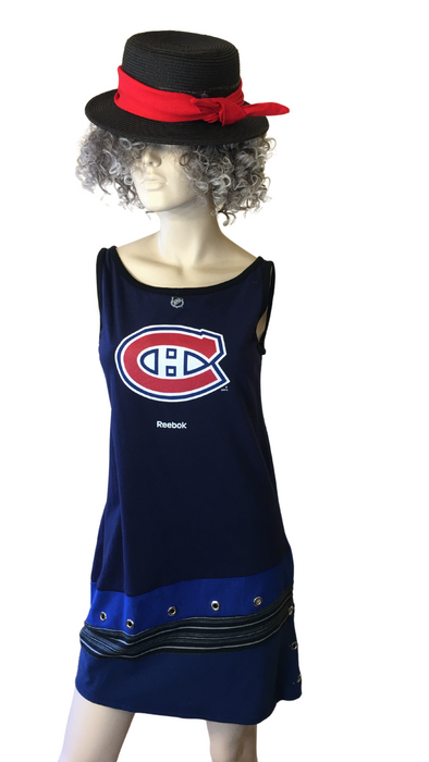 SHIRT DRESS Montreal Canadiens SMALL