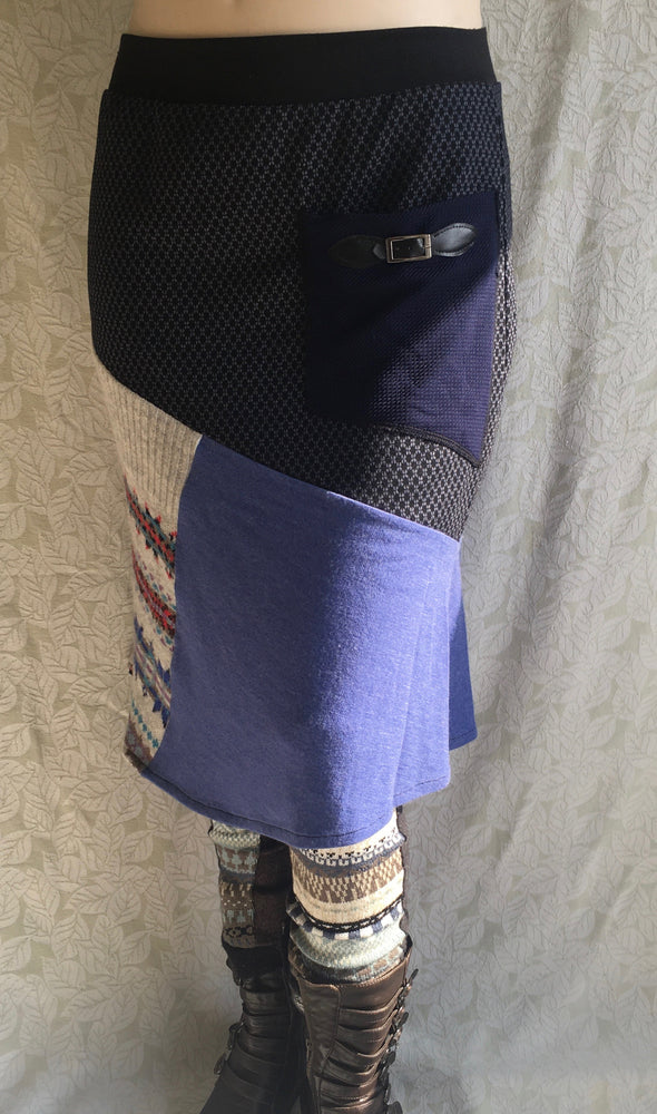SWEATER SKIRT LARGE   #06
