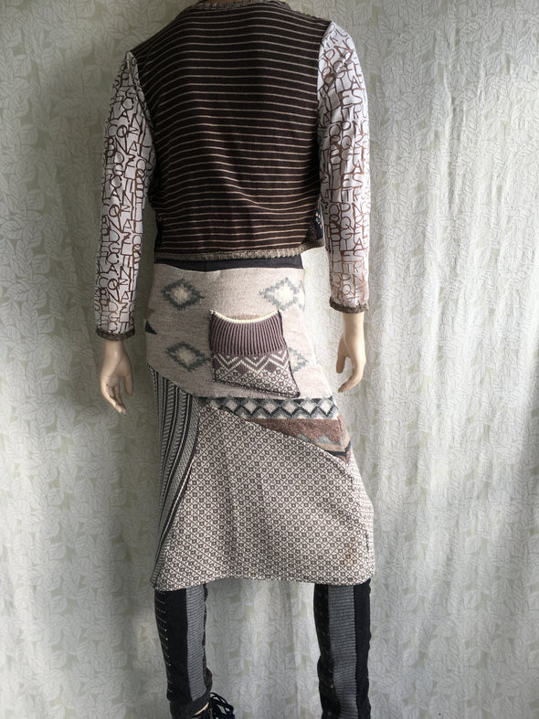 SWEATER SKIRT SMALL # 18