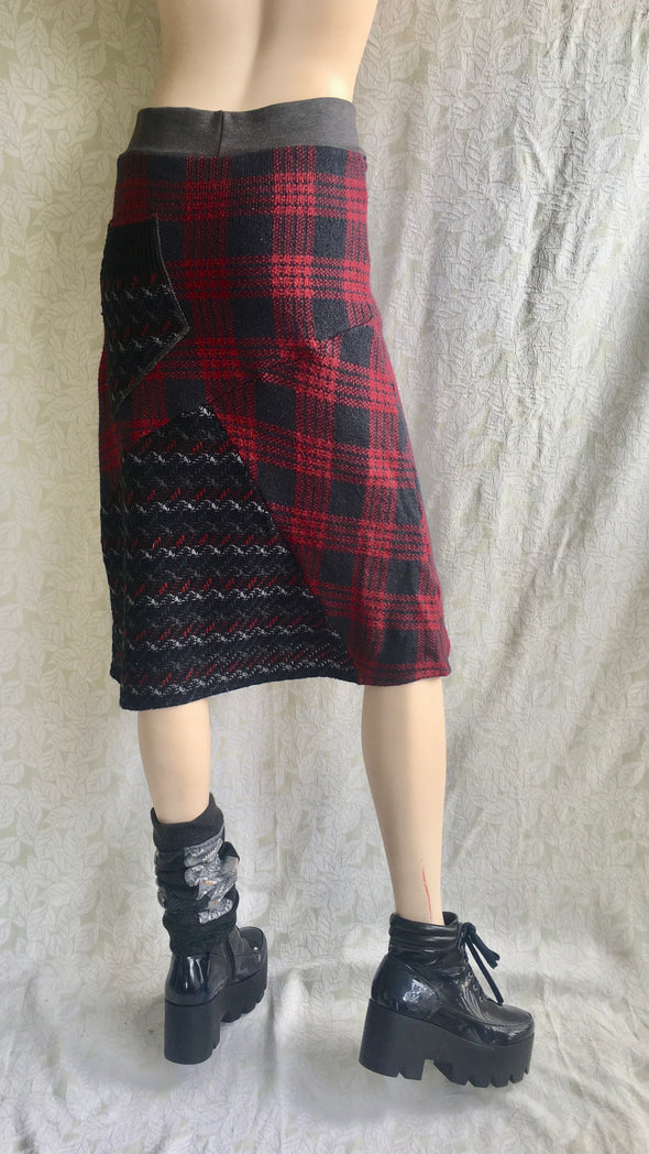 SWEATER SKIRT SMALL # 03
