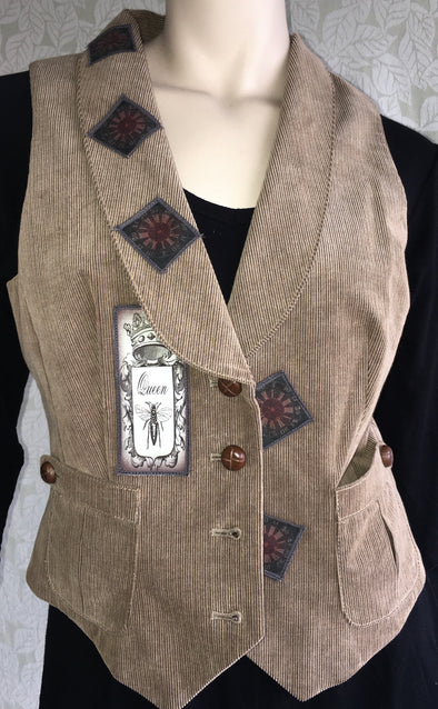 "DejaVu Vest Medium #06 ( 40-42""chest )"
