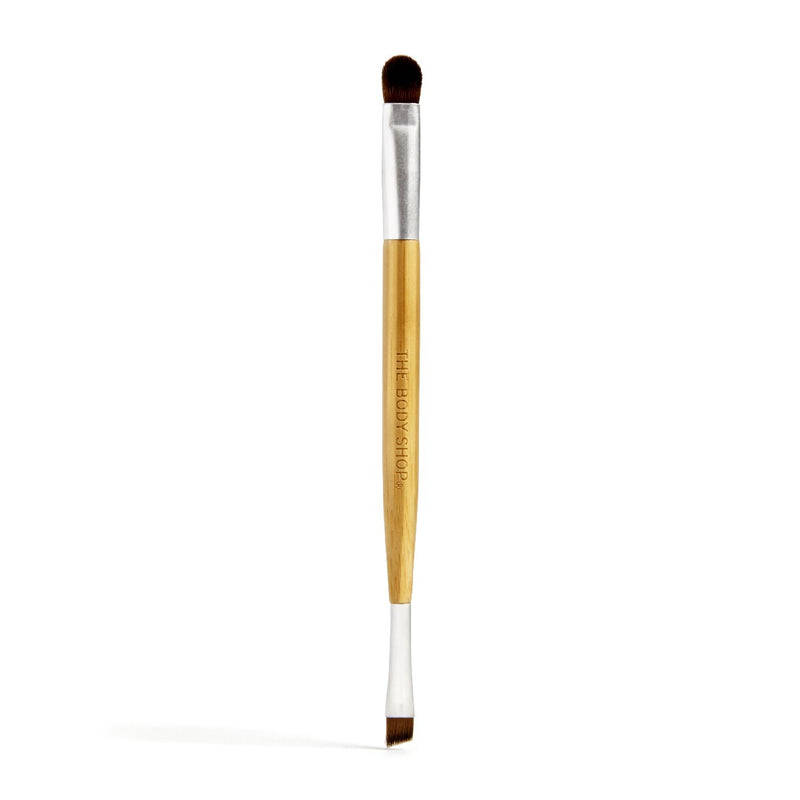 Double-Ended Eye Shadow Brush