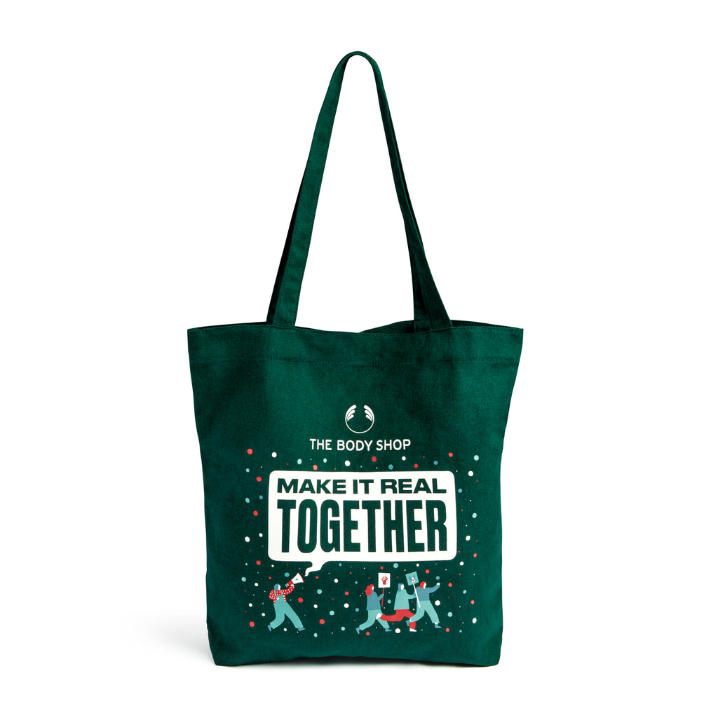 Christmassy Tote Bag
