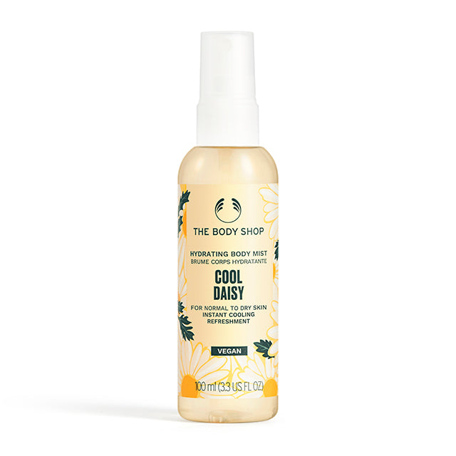 Cool Daisy Hydrating Body Mist