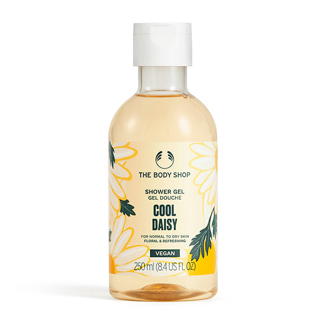 Cool Daisy Shower Gel