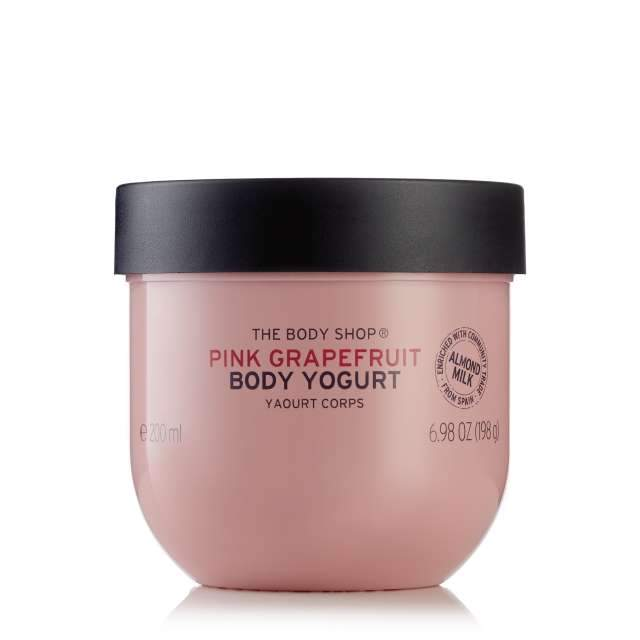 Pink Grapefruit Body Yogurt