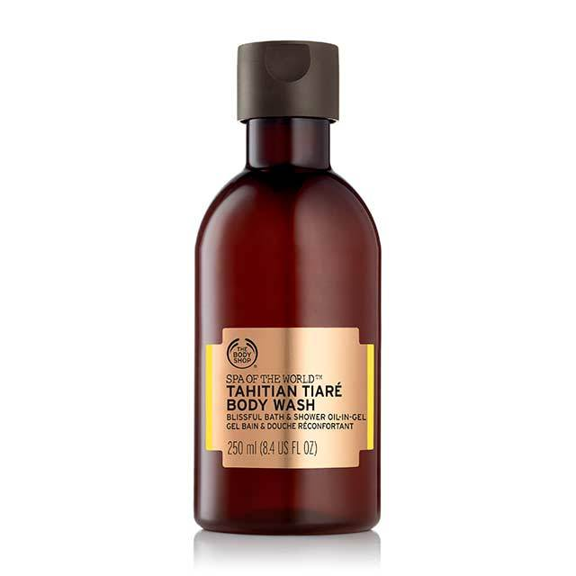 Spa of the World™ Tahitian Tiaré Bath & Shower Oil-In-Gel