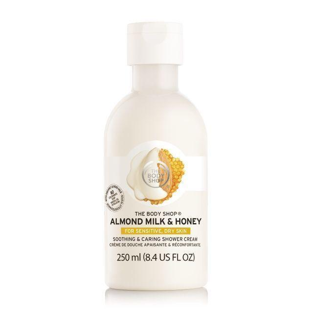 Almond Milk & Honey Soothing & Caring Shower Cream