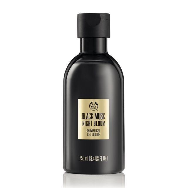 Black Musk Night Bloom Shower Gel