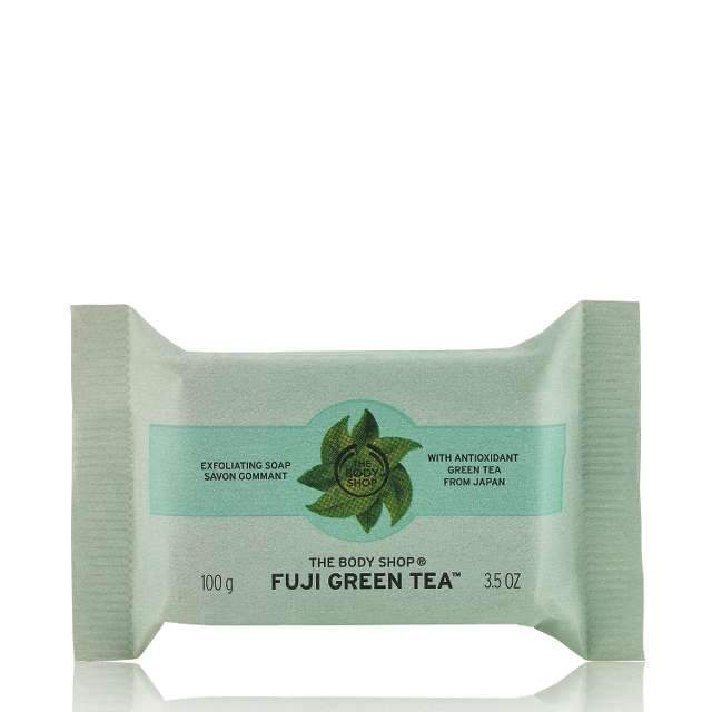 Fuji Green Tea™ Exfoliating Soap