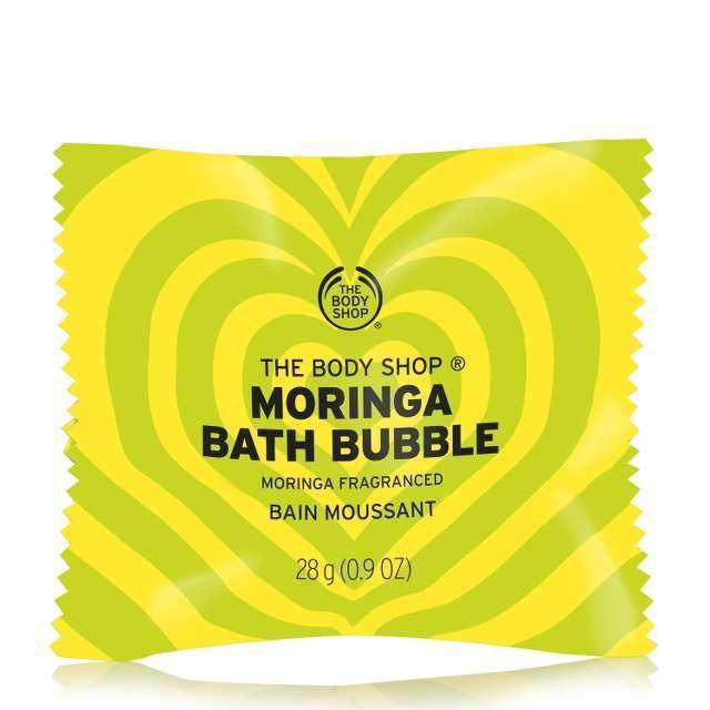 Moringa Fragranced Bath Bubble