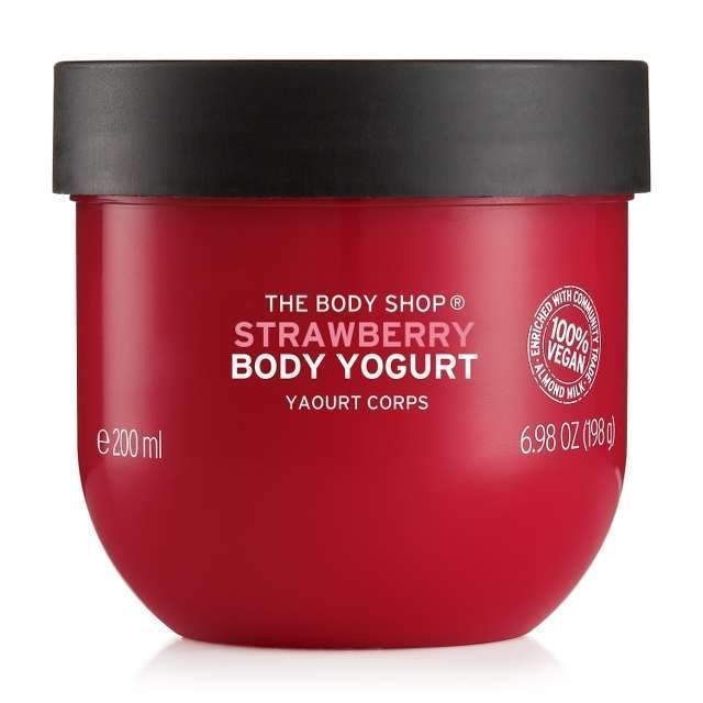 Strawberry Body Yogurt
