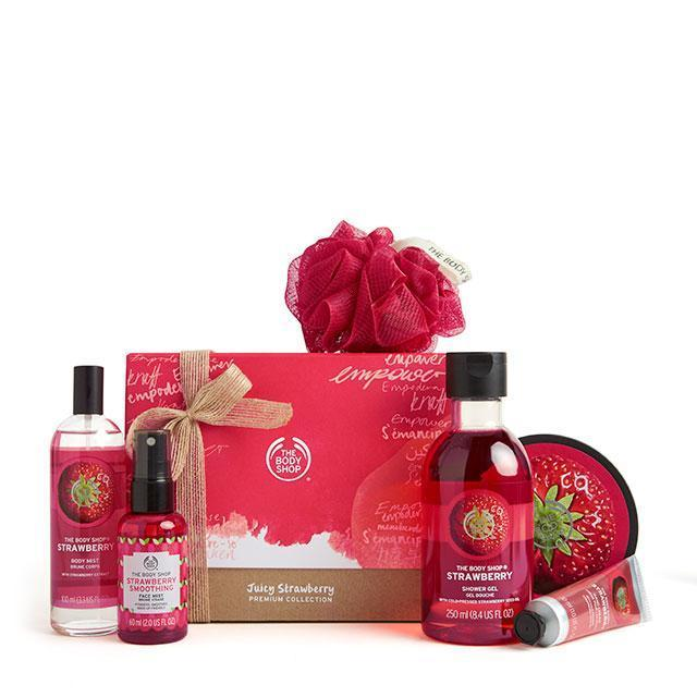 Juicy Strawberry Premium Collection