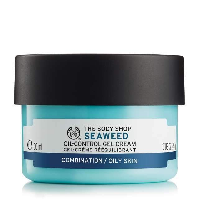 Seaweed Oil-Control Gel Cream
