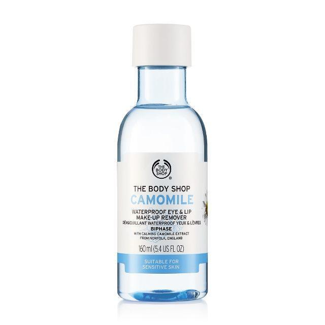 Camomile Waterproof Eye & Lip Make-Up Remover