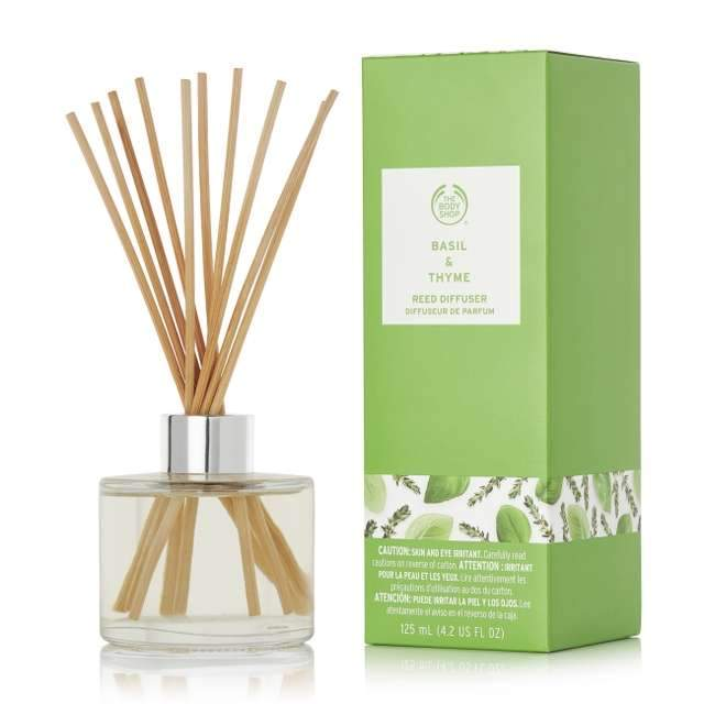 Basil & Thyme Reed Diffuser