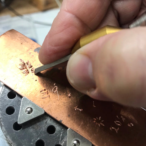 04/17 Basic Engraving Techniques with the Lion Punch Forge Engraving Adapter