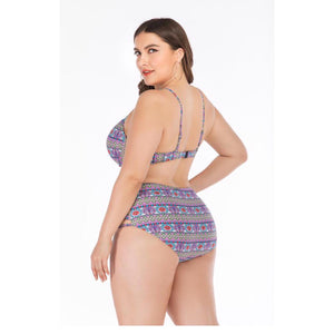 Verbena Angel High Waist Bikini