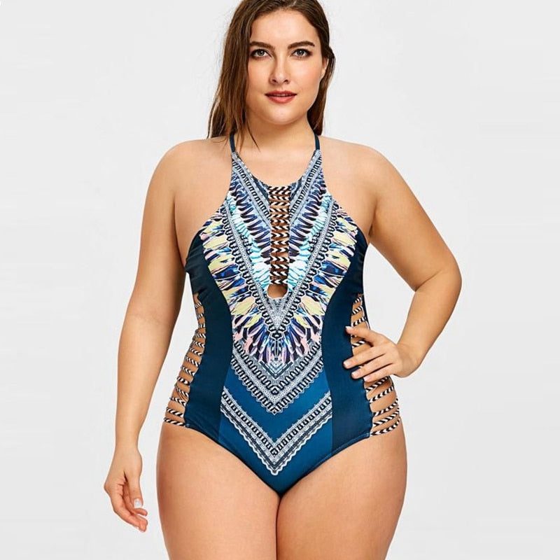 Kaumari One Piece Swimsuit