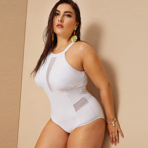 Countess of Mercury One Piece Swimsuit