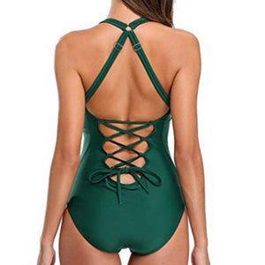 Forest Fairy One Piece Swimsuit