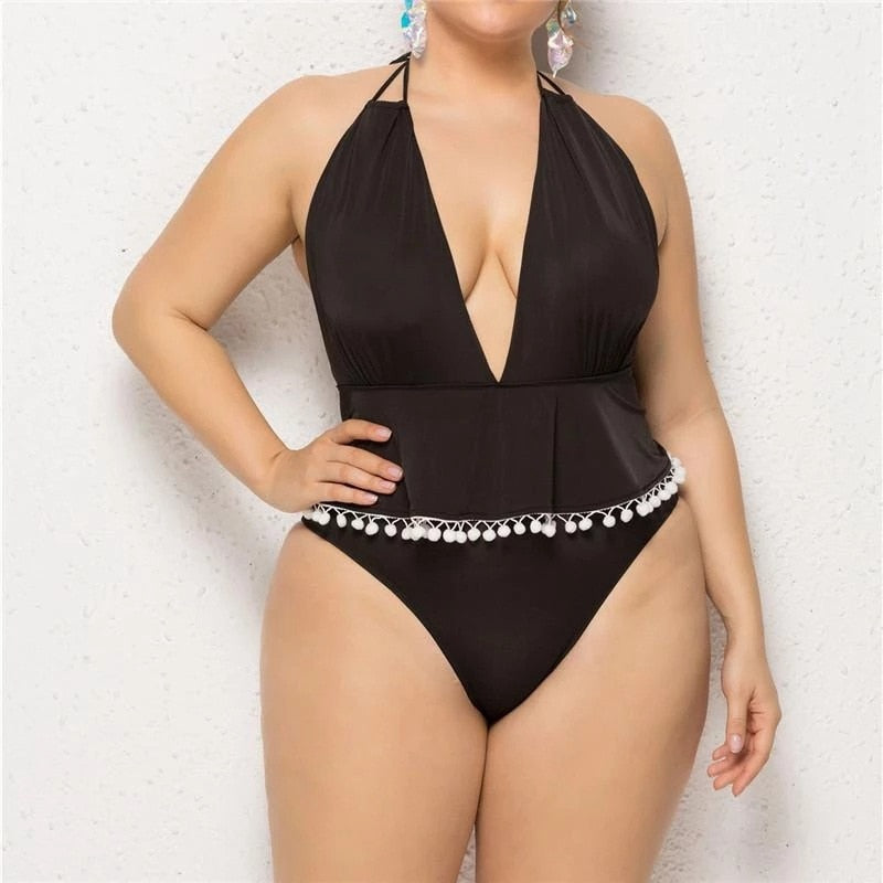 Shanghai Express One Piece Swimsuit