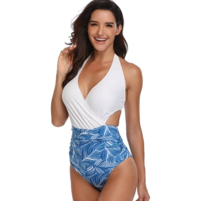 Oceanic Lagoon One Piece Swimsuit
