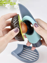 Load image into Gallery viewer, 1pc Multifunction Avocado Slicer