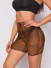 Load image into Gallery viewer, SHEIN High-Rise Biker Shorts