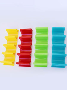 1pc Random Color Pancake Rack
