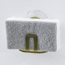 Load image into Gallery viewer, Sink Sucker Sponge Storage Rack