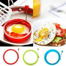 Load image into Gallery viewer, Creative Round Shape Silicone Omelette Mould