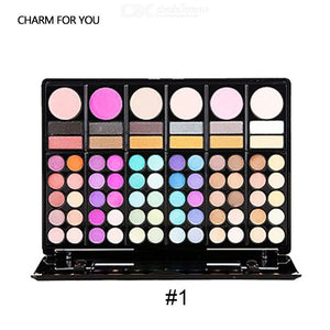 78 Colours Makeup Palette