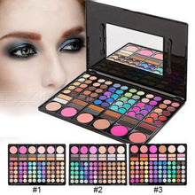 Load image into Gallery viewer, 78 Colours Makeup Palette