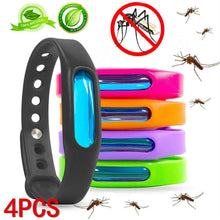 Load image into Gallery viewer, 4pcs/2Pcs Mosquito Repellent Bracelets