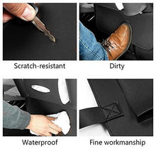 Load image into Gallery viewer, Car Back Seat Organizer  with Foldable Table Tray