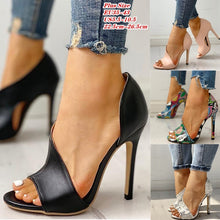 Load image into Gallery viewer, Women Fashion Summer Open-toe