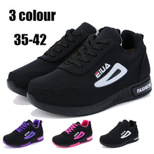 Load image into Gallery viewer, Breathable Sneakers Woman Sport Shoes