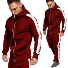 Load image into Gallery viewer, New Fashion Men's Tracksuit Sport Suits