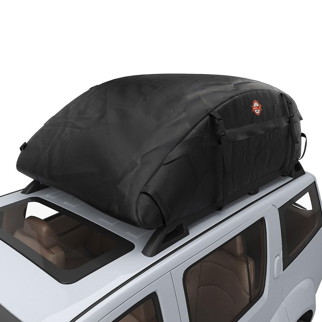 Car Vehicles Waterproof Roof Top Cargo Carrier Luggage Travel Storage Bag