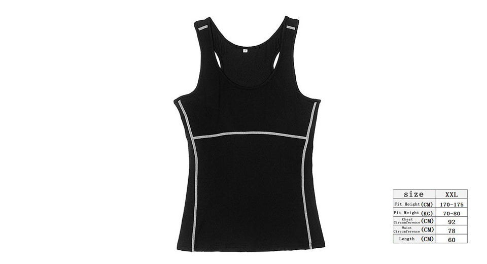 Women's Quick-dry Sports Tank Top (Size 2XL)